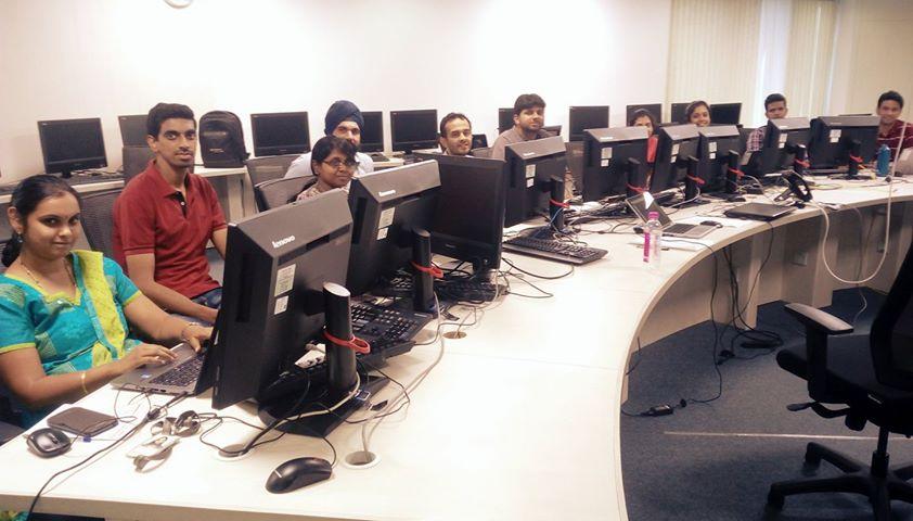 Ruby on Rails Training at Mindtree