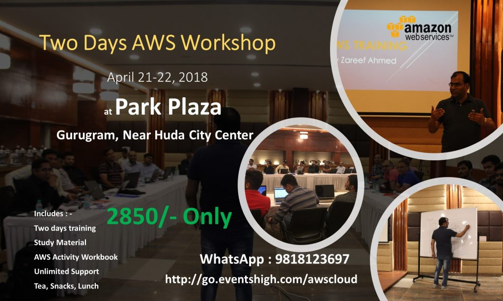 Amazon Web Service Aws Training And Workshop Zareef Ahmed
