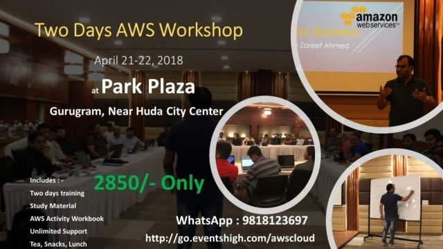 AWS Architect (Associate) Training workshop by Zareef Ahmed