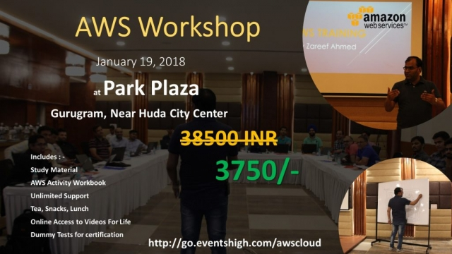 Amazon Web Service (AWS) Training and Workshop